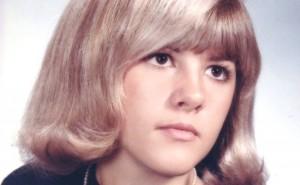 Stevie Nicks 1966 Menlo Atherton High School photo