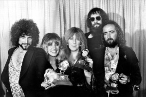 Fleetwood Mac wins Album of the Year at the 20th annual Grammy Awards
