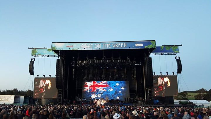 Fleetwood Mac at A Day on the Green