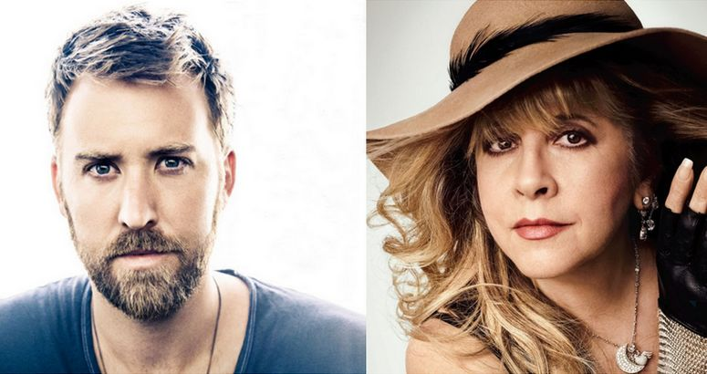 Charles Kelley Stevie Nicks