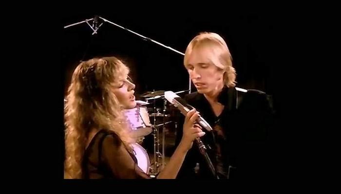 Stevie Nicks Tom Petty