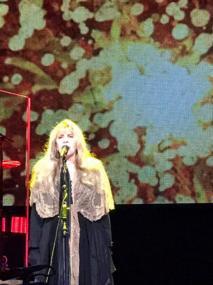 Stevie Nicks 24 Karat Gold Tour Salt Lake City UT February 25, 2017