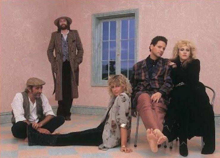 Fleetwood Mac, Tango in the Night, 1987, reissue