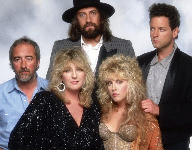 Fleetwood Mac, Tango in the Night, Neal Preston