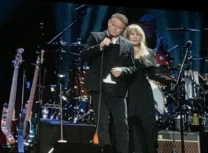 Don Henley, Stevie Nicks, 70th Birthday, American Airlines Arena, Dallas TX, July 22 2017