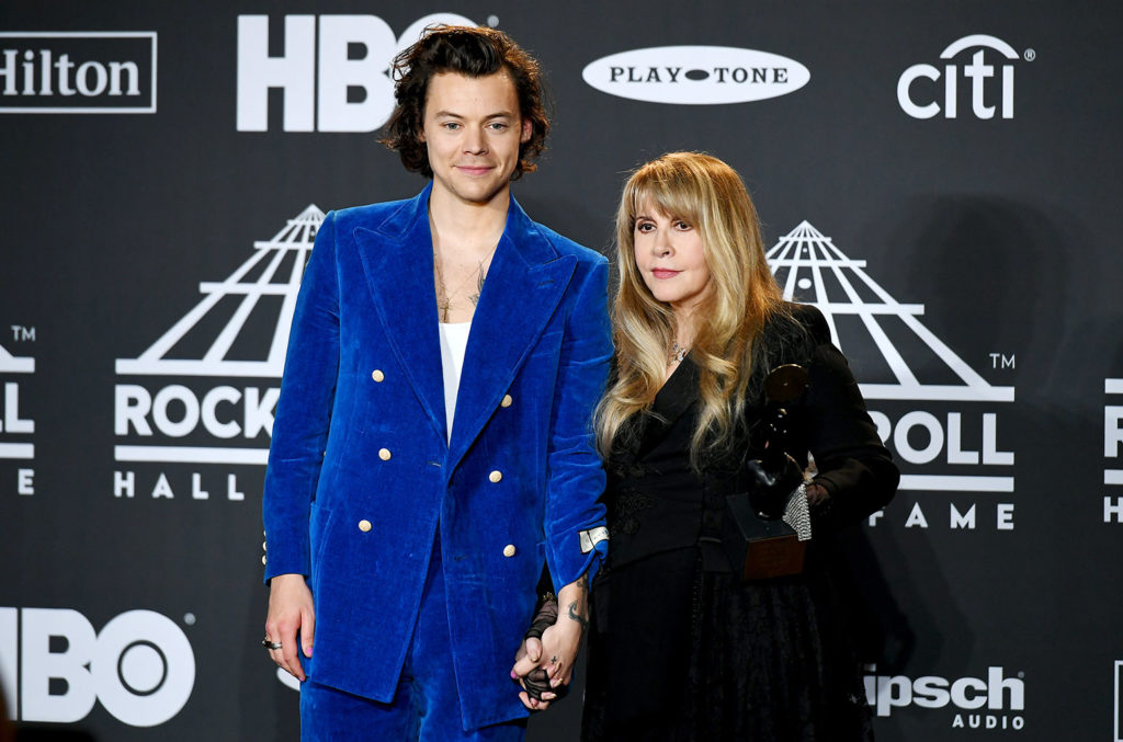 Stevie Nicks Harry Styles